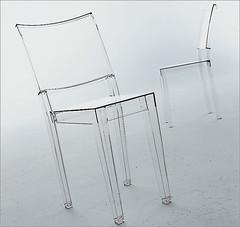 chair lamarie philippestarck kartell (Fotografie: Conference Basics su Flickr)