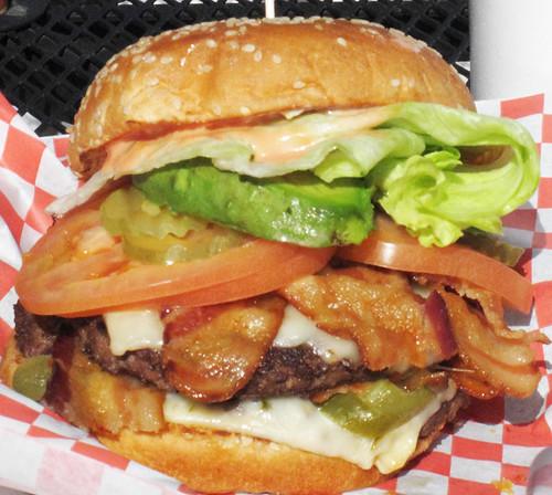 Double Cheeseburger +
