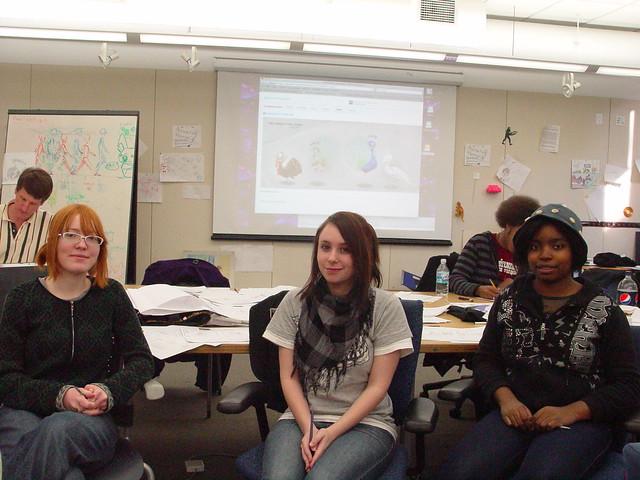 CCSAD helps Animux Create the storyboards