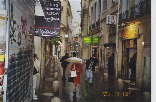 2001-03-12 Montpellier France (downtown 2)