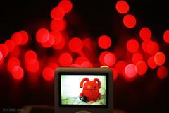 iPod (7LM) Tags: red ipod 7lm xx7lmxx