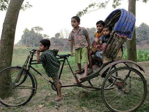 Rikshaw Kids
