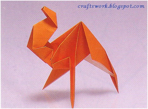 image_origami_animal_camel