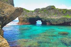 Niue swimming lagoon (msdstefan) Tags: pictures trip travel vacation sky panorama holiday beach landscape island polynesia sand pacific pics urlaub himmel nikond50 best insel landschaft rtw isla hdr nicest niue pazifik polynesien landschaftsbild flickraward concordians platinumheartaward pazifischeinseln worldwidelandscapes spiritofphotography 100commentgroup saariysqualitypictures pazificislands mygearandmepremium mygearandmebronze mygearandmesilver mygearandmegold mygearandmeplatinum mygearandmediamond