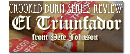 Crooked Burn Series Review