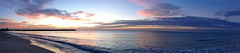 Morning Sunrise Panorama (lynn.h.armstrong) Tags: ocean camera trip travel pink blue winter vacation sky panorama orange sun ontario canada art beach nature water yellow clouds sunrise lens landscape geotagged mexico puerto outdoors photography landscapes photo sand warm long flickr surf riviera waves shot angle stitch photos sony south wide panoramas cybershot tourist panoramic resort lynn h mayan pan panning armstrong dsc stormont cyber gettyimages morelos sault flickrcom ingleside superzoom attributionnoderivs redbubble redbubblecom ccbynd hx1 dschx1 lynnharmstrong requesttolicense requesttolicence