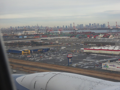 Newark Liberty International Airport, Newark, NJ 07114