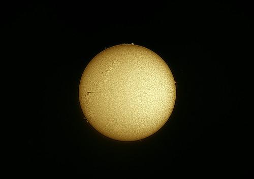Solar 3_8_2010  Ha image