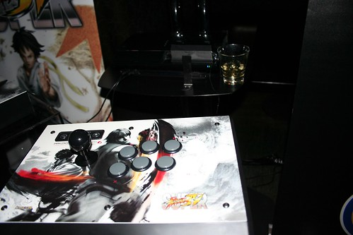Super Street Fighter IV Arcade FightStick Tournament Edition S