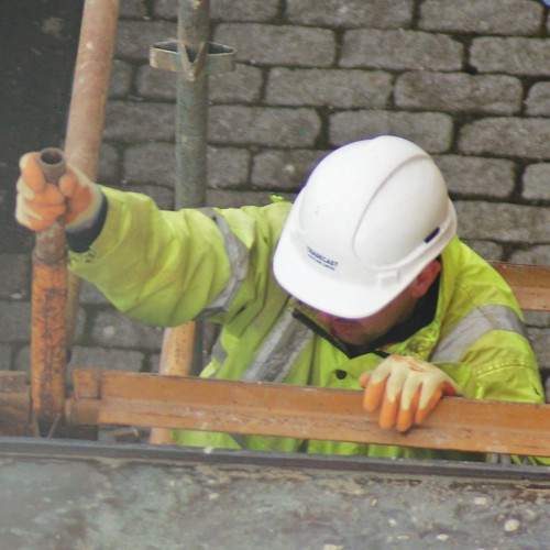 Labourer #2