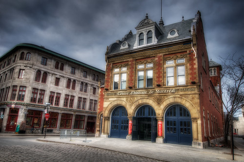 Fire Station No More (HDR)