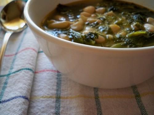 una calda zuppa invernale....