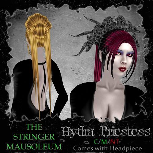 Hydra Priestess