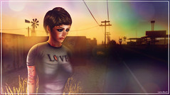 : Mariella : (:  :  or  hi ) Tags: road avatar sl lena secondlife sneakattack bloch lenabloch mariellatammas