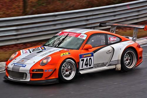 Porsche 997 GT3 R hybrid