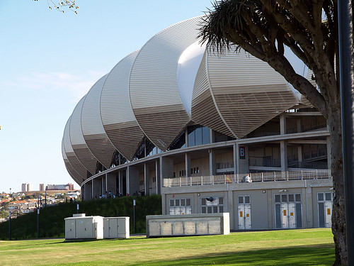New Soccer Stadium, Nelson Mandela Bay