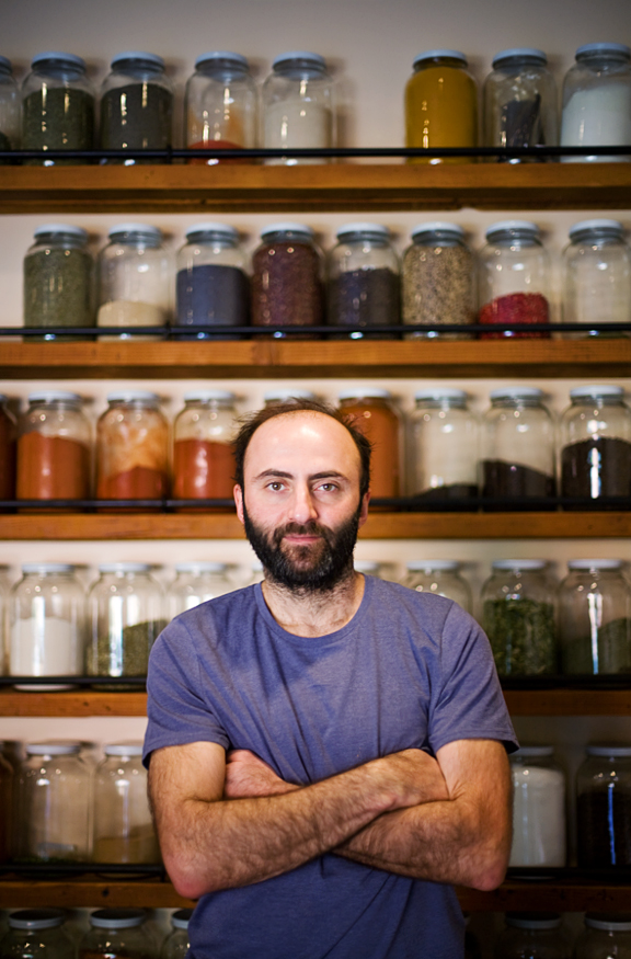 Spice Station, Los Angeles - Peter Bahlawanian