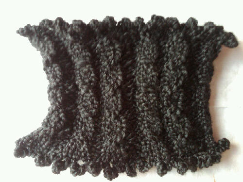 Feather cable cowl