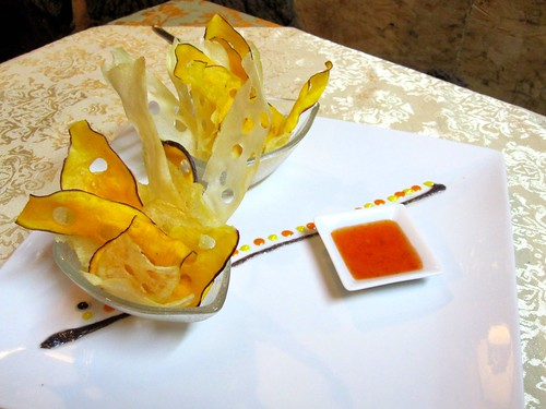 Fancy Potato Chips
