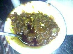 My favorite dish (dipankar.sarkar) Tags: food delhi dilli haat mutton kanti kashmiri