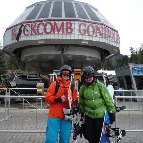 Blackcomb Excaliber Gondola