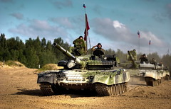 Tanks T-72 (Horst Veps) Tags: army tank russia weapon technician tanks t72