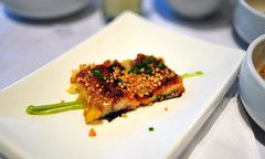 Pineapple-Unagi (ulterior epicure) Tags: restaurant washingtondc dimsum brunch latino cafeatlantico joseandres jamesbeard