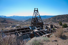 Silver City, Nevada Mine