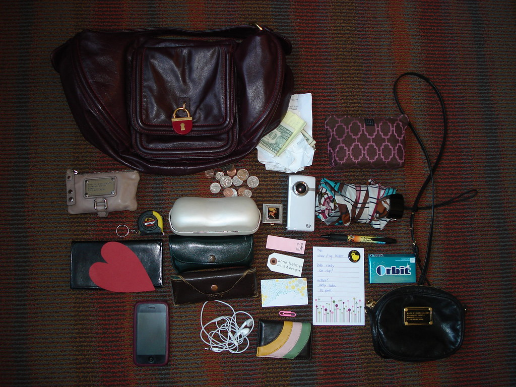Contents of my Bag 2