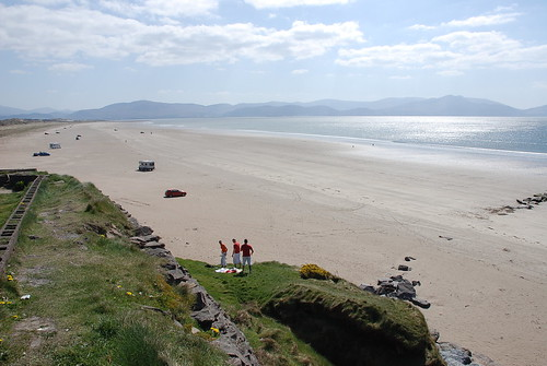 Co. Kerry - I stopped at Inch again