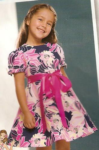vestidos infantis para festas