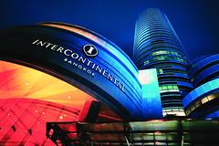 アフタヌーンティーで人気のホテル インターコンチネンタル バンコク