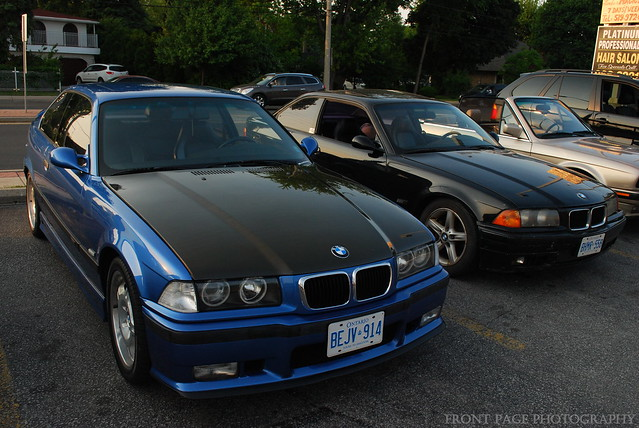 BMW E36 M3 & 318is