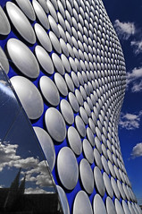 UK - The Midlands - Birmingham - Selfridges abstract (Darrell Godliman) Tags: uk greatbritain travel england urban copyright abstract reflection building tourism architecture birmingham nikon europe britishisles unitedkingdom britain selfridges departmentstore gb modernarchitecture bullring allrightsreserved brum midlands futuresystems architecturalphotography contemporaryarchitecture travelphotography themidlands famousbuilding lookingu omot travelphotographer flickrelite dgphotos darrellgodliman wwwdgphotoscouk architecturalphotographer d300s nikond300s ukthemidlandsbirminghamselfridgesabstractdsc1544