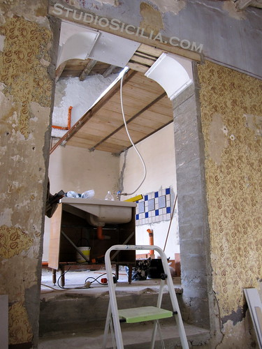 Studio Sicilia:arches in progress