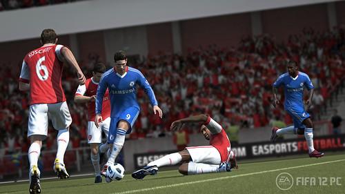 FIFA 12 Tips, Tricks and Skills Tutorials Guide