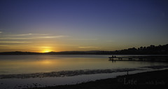 Love on the Lake #2 - Warners Bay, NSW, Australia (Life with Jordy) Tags: allrightsreserved australia dusk lakemacquarie love newsouthwales sunset warnersbay ©lifewithjordyphotography