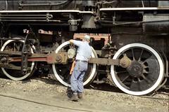 Strasburg Railroad #31 (lionel682) Tags: railroad cn blw grand canadian national western works trunk strasburg locomotive 31 baldwin gtw 118 srr 1708 7312 7157 7240 32894