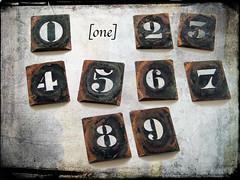 [one] (v.3) (shadowplay) Tags: two stencils four one three graphics five nine seven six zero eight threedognight oneistheloneliestnumberthatyoulleverdo texturelayer