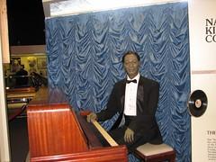 """Nat king cole"" (King Kong 911) Tags: music rock musicians museum artist guitar famous bricks country alabama piano blues gospel tuscumbia entertainers natkingcole alabamans"