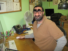 Jim as Groucho