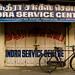 A bike in Chennai, ex madras, India India