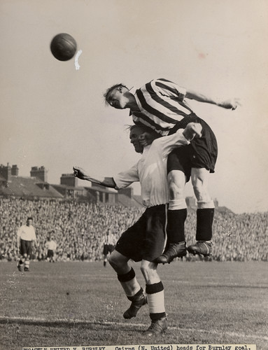 038789:Newcastle v Burnley match St. James Park Newcastle upon Tyne Unknown 1938
