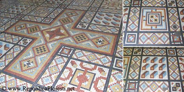 Mozaicurile de la Catedrala Sfantul Ioan