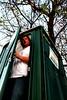 365.125 (TrippingBilly84) Tags: portrait selfportrait tree green fall digital self canon rebel cool portable toilet johnny canondigitalrebel 365 uncool job cool2 project365 365project jobjohnny uncool2 uncool3 uncool4 uncool5 uncool6 uncool7