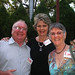 Jeff Thomas, Kay Sunners and Suzanne Dewar