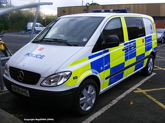 (535) GMP - Mercedes Vito - ARV - MX59 HYG (Call the Cops 999) Tags: manchester mercedes police vehicle greater gmp response armed vito arv ukpolice mercedespolice vitopolice