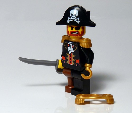 6299 - 2009 Pirate Advent Calendar - Day 1