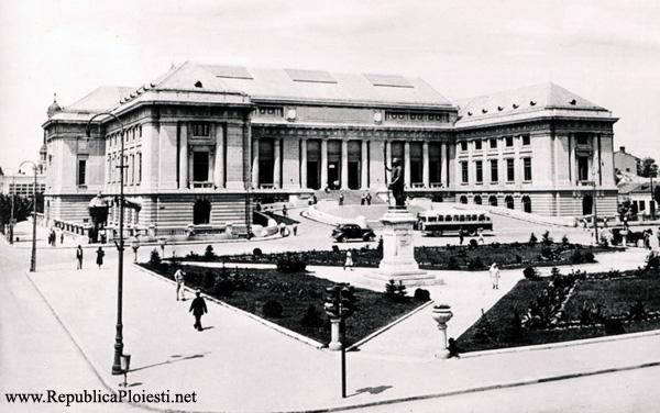 Palatul Culturii - 1952