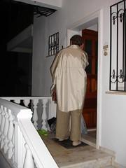 DSC02994 (Silver Linings) Tags: mac rubber cape raincoat rainwear rubberised